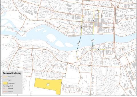 Stadskarta