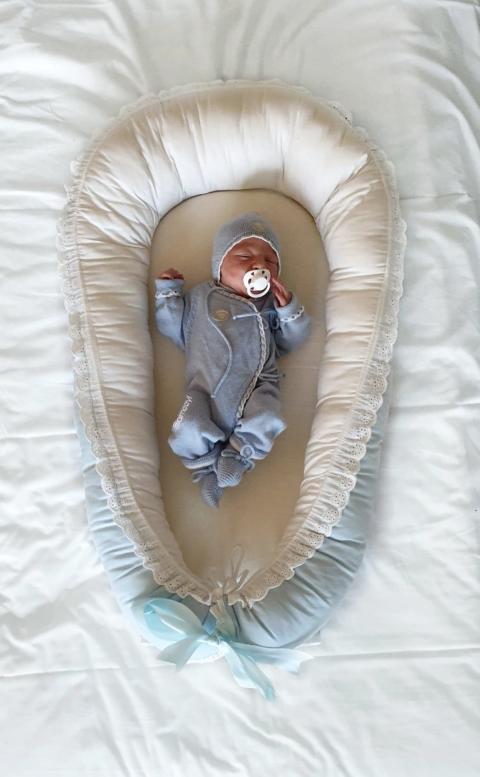 Lillelam Nyfødt Hentesett