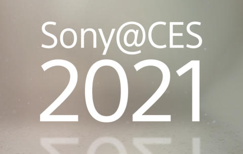 Sony neemt deel aan CES 2021