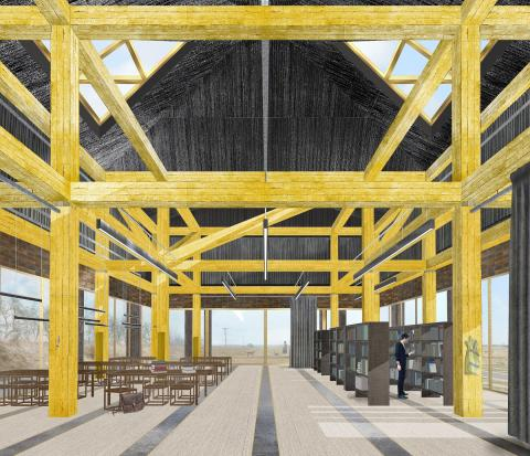 Northumbria graduate awarded top architectural prize