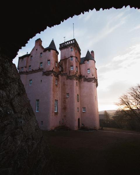Craigievar Castle 5 - Sony Xperia 5 II
