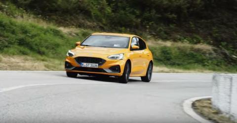 Europas mest oversete rute – portugisiske bjergveje i Ford Focus ST