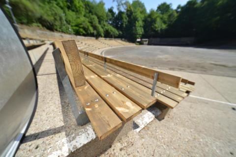 Sanierung mit Kebony: Freilichtbühne Killesberg bekommt neues Holz