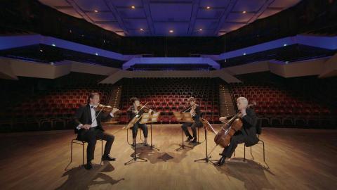 Leipzig klingt weiter: Neu produzierte Online-Konzertreihe des Gewandhausorchesters