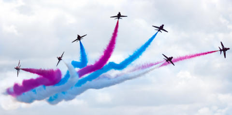 Additional trains for Cosford Air Show this weekend