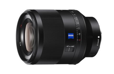 Sony Releases Full-Frame FE 50mm F1.4 ZA Prime Lens