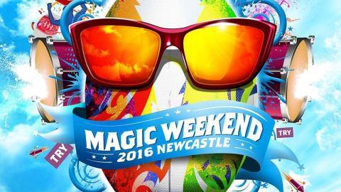 Magic Weekend at St James' Park – 21 & 22 May