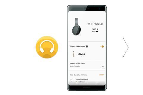 Headphones Connect App_von_Sony