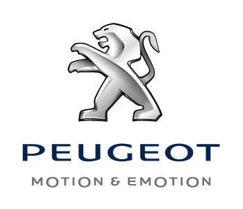 Peugeot logotyp