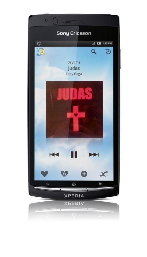 Music Unlimited App von Sony_Xperia Arc_04