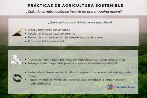 Prácticas de agricultura sostenible