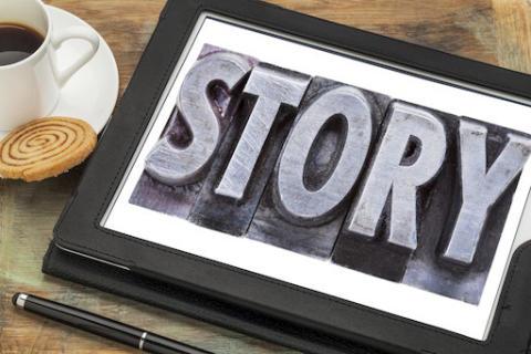 Belga Workshop Digital Storytelling (door Tom Rumes) - NIEUW!