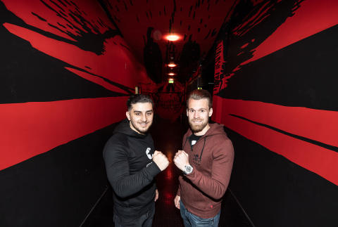 congstar Gaming: Gamer meets Profi (Tunnel)