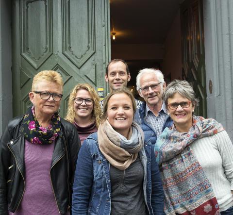 Flesberg og Drammen – på lag med innbyggerne