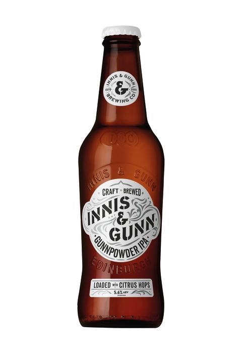 I&G_HR_2017 Gunnpowder IPA 330ml Bottle