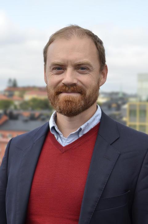 Johannes Nilsson, stf generalsekreterare