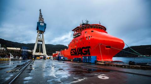 ESVAGT skal servicere stor britisk havmøllepark