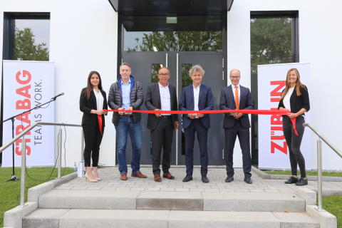ZÜBLIN and STRABAG celebrate inauguration of new corporate office in Karlsruhe