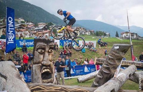 Spektakulära utmaningar väntar trialcyklisterna på VM i Kina