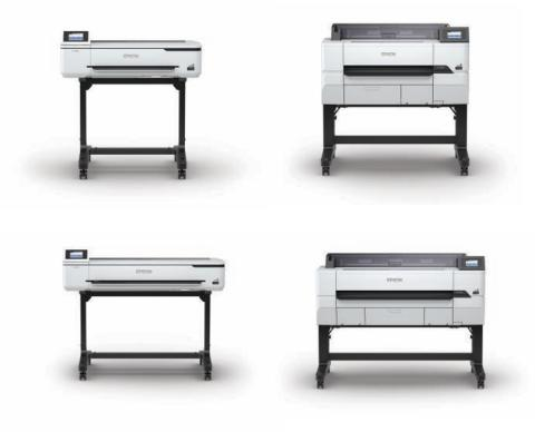 Epson launches T-series printers for technical users