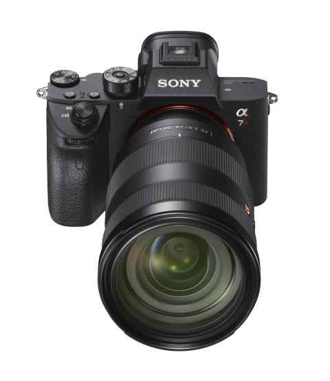 Sony's New Full-frame α7R III Interchangeable Lens Camera Delivers the Ultimate Combination of Resolution and Speed