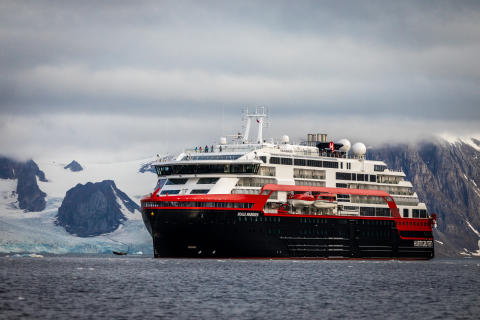 ​Hurtigruten returns 14 ships to operation – launches new September British Isles expedition cruises