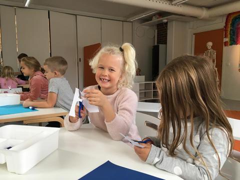 Elev på E-koll, Erlaskolan Östra
