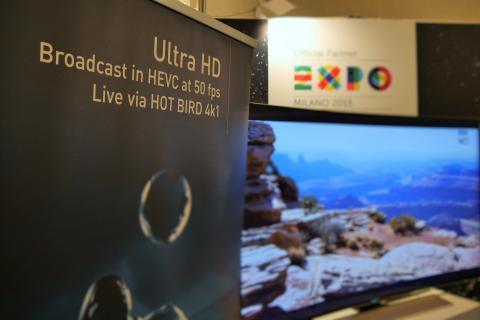 Eutelsat: all'HD Forum Italia 2015 per sostenere l'arrivo della TV del futuro