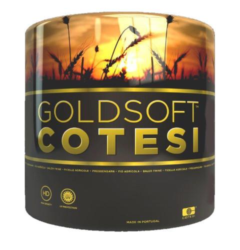 Bild med länk till pressrelease GOLDSOFT - ett nytt, starkare pressgarn!