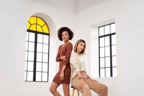 Stilvoll und smart: Garmin präsentiert Lily, die feminine Smartwatch