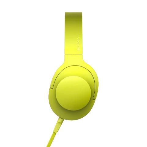 h.ear on von Sony_yellow_01