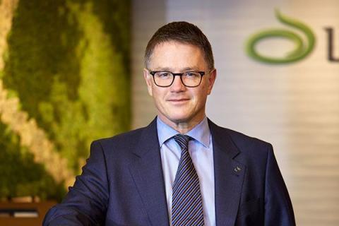 Per Olof Nyman vd och koncernchef Lantmännen webb