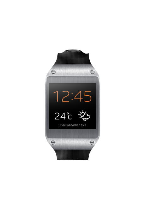 Galaxy Gear Jet Black