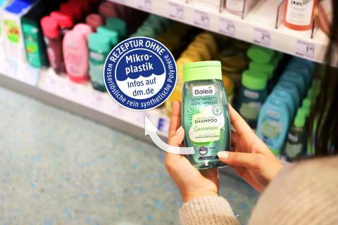 Ohne Mikroplastik