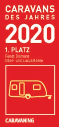 Motorpresse Stuttgart zeichnet die Caravans des Jahres 2020 aus