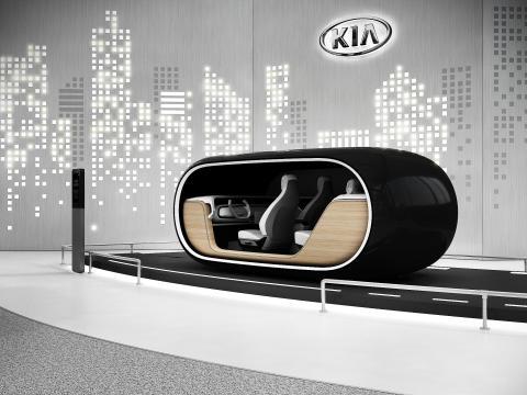 Kia 2019 CES_R.E.A.D. System Cockpit