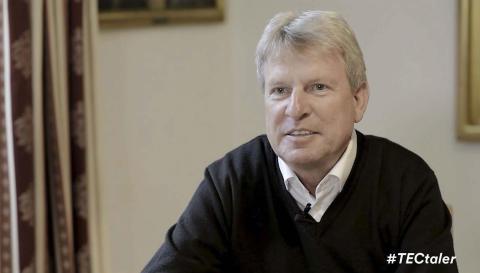 Om erhvervsrettet dannelse med oldermand i Københavns Malerlaug Per Vangekjær