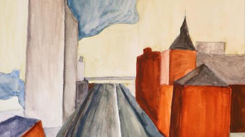 Esbjerg Kulturskole udsmykker 'Esvagt Dana'