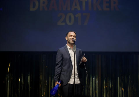 Årets Dramatiker 2017