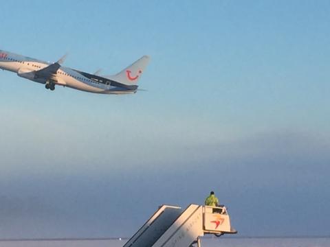Passagerarökning 22% för Norrköping Airport första halvåret 2018