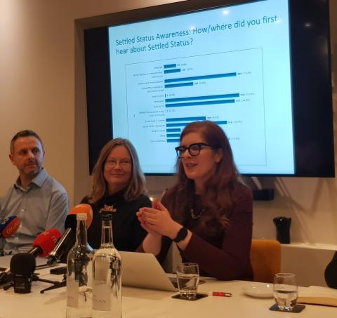 Survey reveals huge negative impact of EU settlement scheme on people