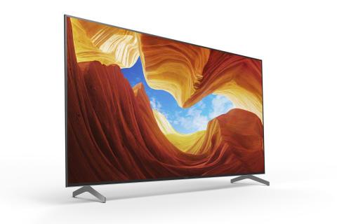 Новият 4K HDR Full Array LED телевизор на Sony XH90 вече е в продажба