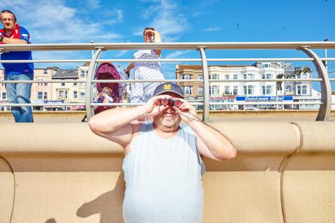 Blackpool Beach III