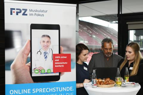 FPZ Team der Arzt Online Sprechstunde