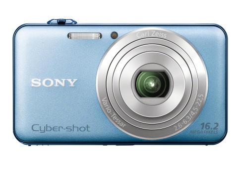 Cyber-shot DSC-WX50 von Sony_Blau 01