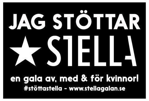 Stella bjuder in till pressträff inför galan 2020