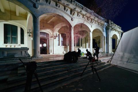 Behind the scenes BRAVIA TVC