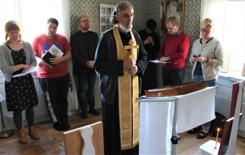 2017 Pilgrimsvandring ortodox