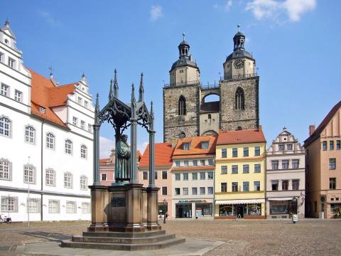 Leipzig zu Gast in Wittenberg - Leipziger Kulturwoche vom 27.06. bis 02.07.2017