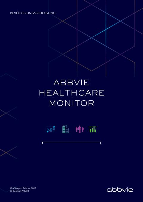 AbbVie Healthcare Monitor_Grafikreport 2.2017_eHealth